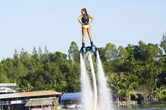 Extreme Flyboard Adventure at Pattaya with Return Transfer
