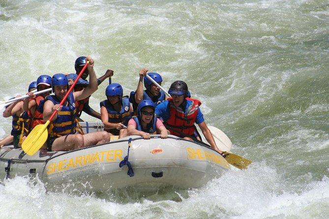 Zambezi River White Water Rafting (Low Water & High Water)