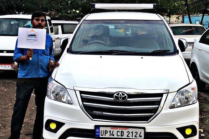 Taxi service in Prayagraj