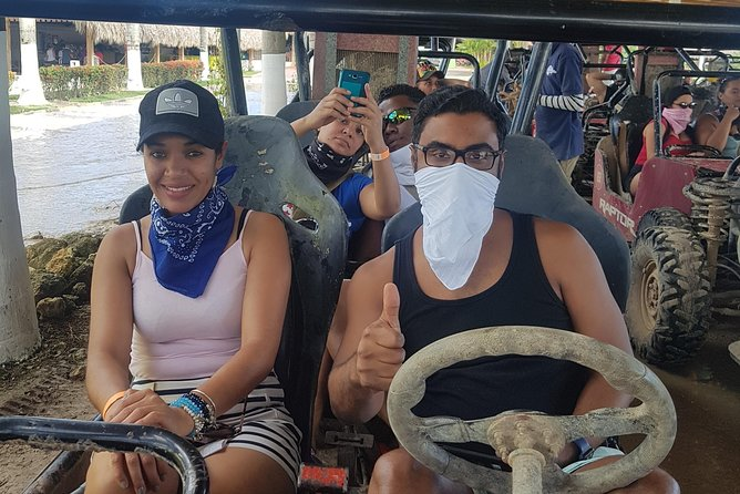 Punta Cana Off Road Buggy Tour. Free hotel pick up.