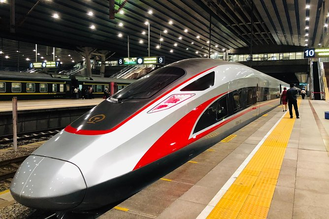 4-Hour Private Tour to Tianjin with Bullet Train experience