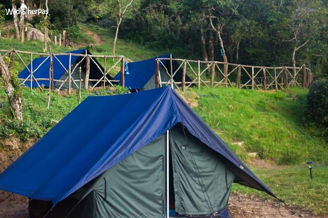 Adventure Camping Munnar in Kerala including Dinner