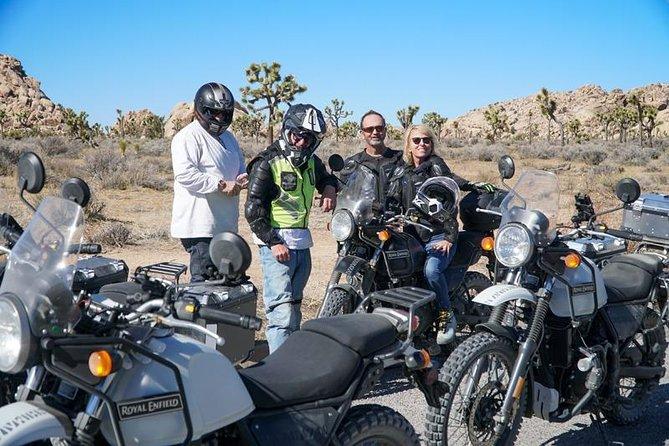 Dual Sport Motorcycle Rental