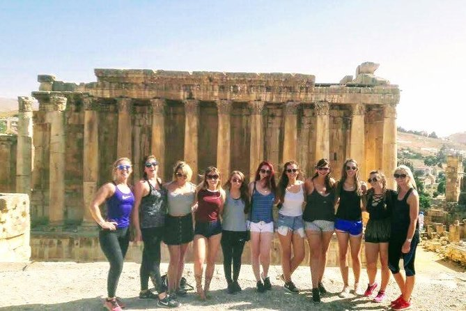 Small-Group Tour to Baalbek, Anjar and Ksara From Beirut