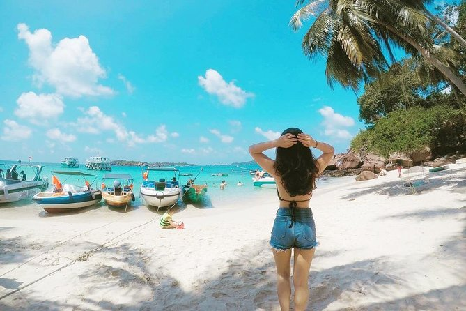 Discovery Day Tour 3 Islands In The South ( Coral-Reef Fish And Snorkeling)