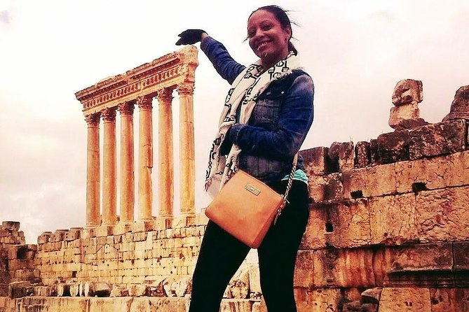 Private Full-Day Tour to Baalbek, Anjar and Ksara from Beirut