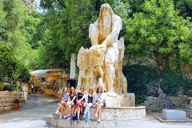 Half-Day Private Tour to Jeita Grotto and Byblos