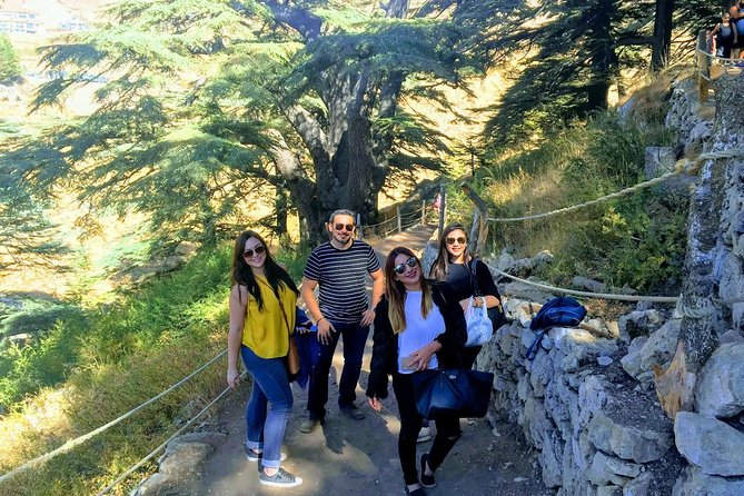 Private Full-Day Tour to Qadisha valley, Cedars of God and Baalbek from Beirut