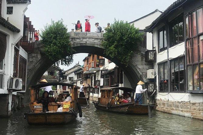 Private Tour: Zhujiajiao Ancient Town,Xintiandi,Shanghai Tower&Yuyuan Old Street