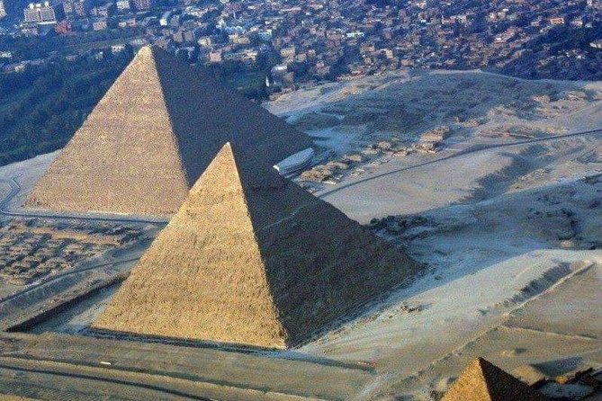 Cairo by bus (full day trip)