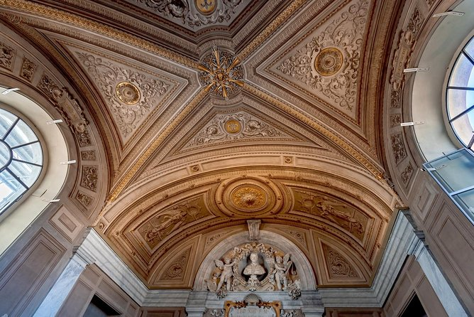 Vatican Museums & Sistine Chapel: Audio Tour on your Phone (without ticket)