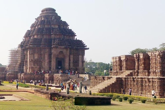 10-Day Tour of Bhubaneswar Temples and Beaches from Kolkata
