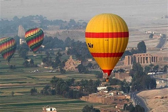 Enjoy Amazing Hot Air Balloon