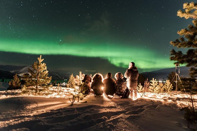 """a journey in search of the Northern Lights"" Ⓥ 