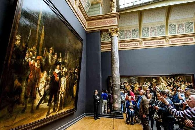 Better Rijksmuseum with certified guide!
