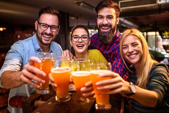 EVERYDAY Krakow Beer Tasting Tour