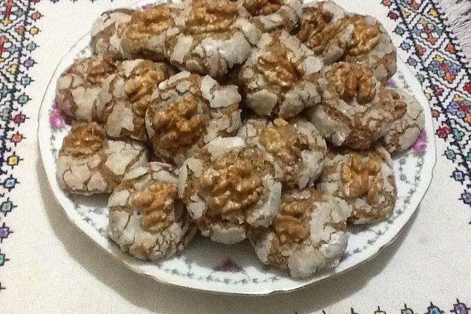 Mom's Recipe : Moroccan Biscuits & cookies Workshop