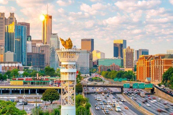 Atlanta Departure Private Transfers from Atlanta to Airport ATL in Business Car