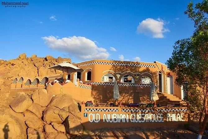 Wonderfull two nights Aswan old Nubian guest house