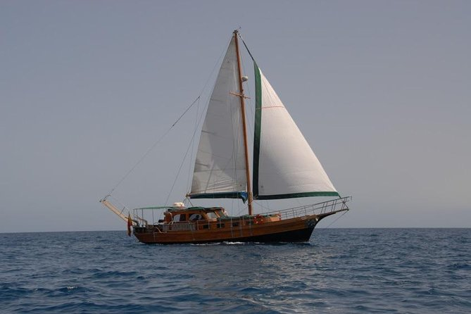Sailing Cruise in a Traditional Gulet from Morrojable