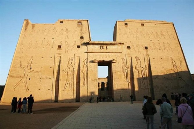 From Aswan: Full-Day Trip to Kom Ombo and Edfu Temples