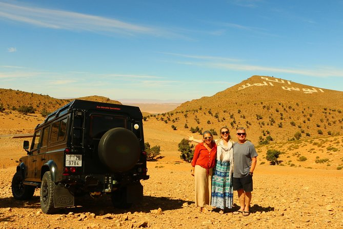 From Fes to Marrakech: Private 4 Days-Tour with overnight in Desert Camp