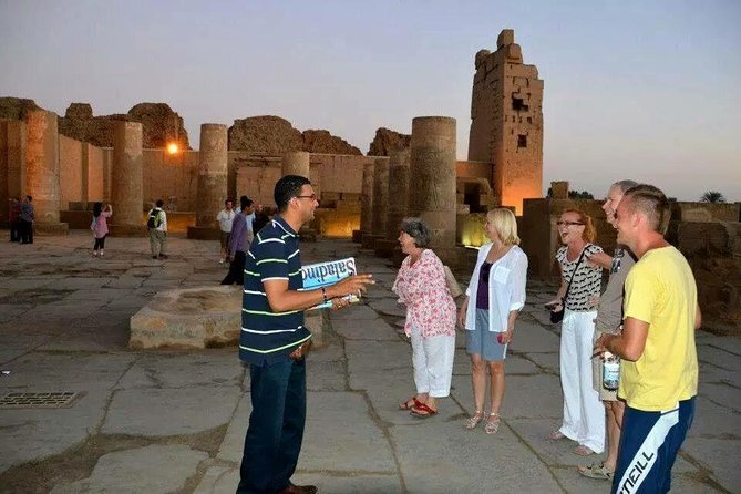 one day tour to East bank &West bank of luxor full day