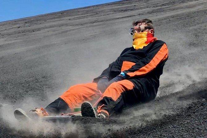 Volcano Boarding Private Tour