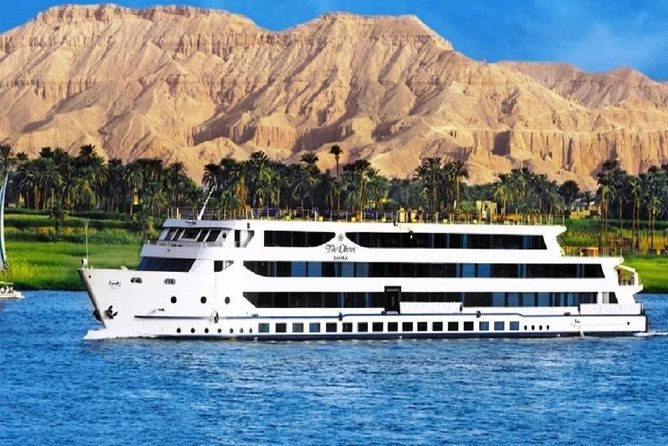 3 nights Nile Cruise from Luxor