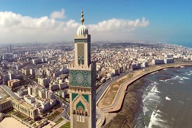 11 Days from to Casablanca Imperial cities & desert