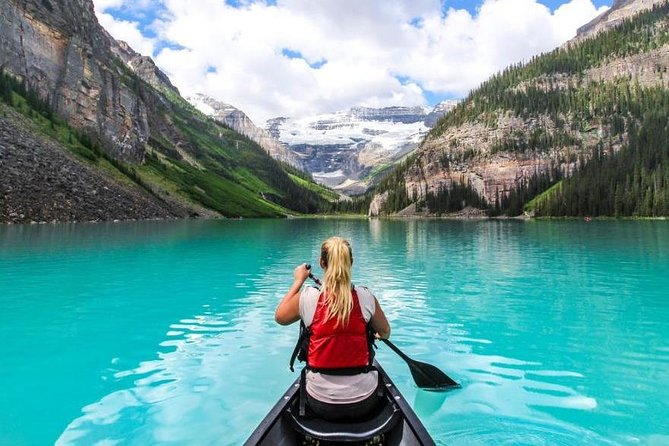 3D-Rocky Mountain Tour Columbia Icefields &Yoho National Park (Airport Transfer)