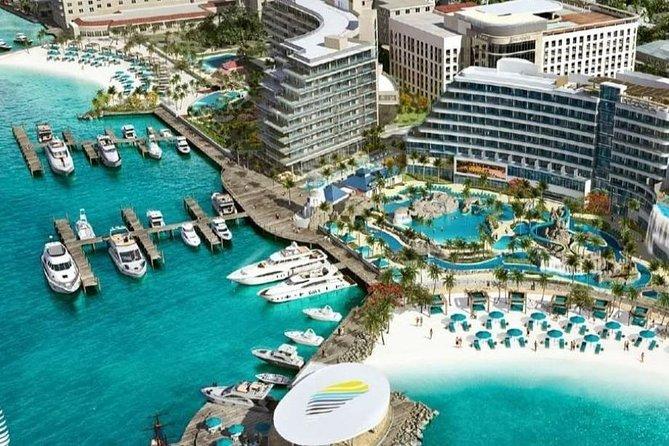 Roundtrip Transfer to Downtown Nassau