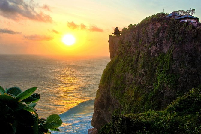 Bali Full Day Car Charter - Tanah Lot and Uluwatu Temple Tour