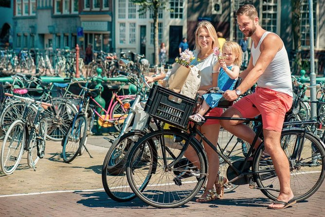 Amsterdam Private Family Tour