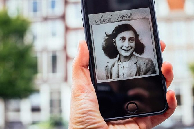 Amsterdam Private Family Anne Frank & Jewish Walking Tour