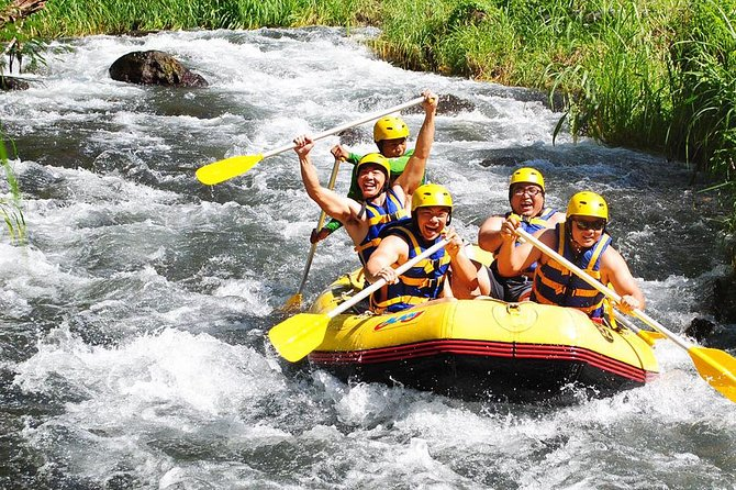 Telaga Waja Rafting and Bali Swing Packages