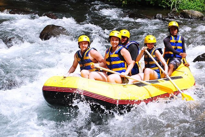 Telaga Waja Rafting and Bali ATV Ride Packages