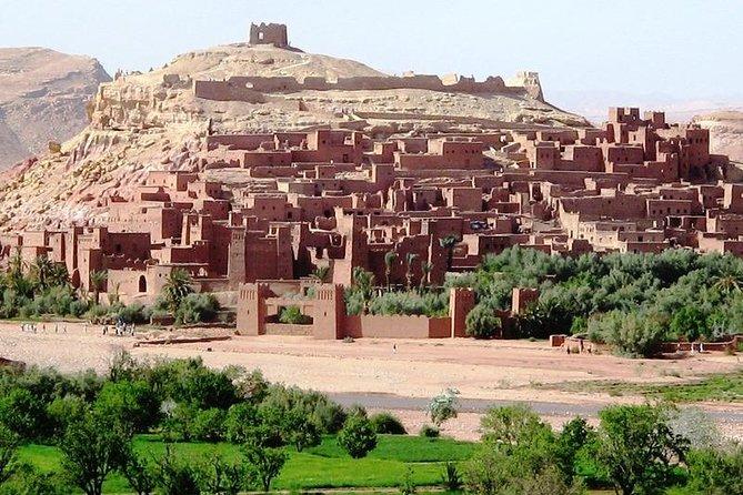 Full Day Trip From Marrakech To Kasbah Ait Ben Haddou - Ouarzazate