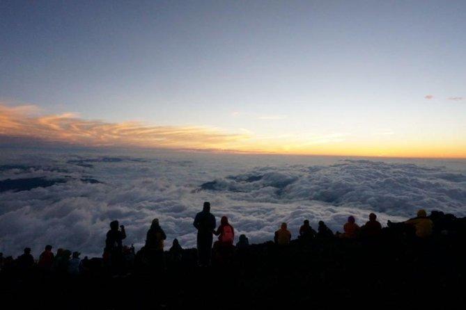 Mt. Fuji Climbing 2-Day Bus Tour from Tokyo