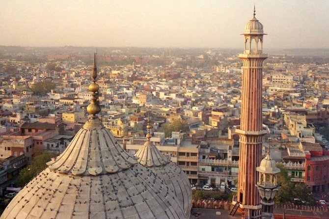 Private Full Day Old and New Delhi City Tour (English Guide)