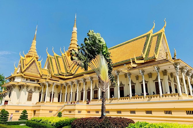 Phnom Penh Experience Full-Day City Tour