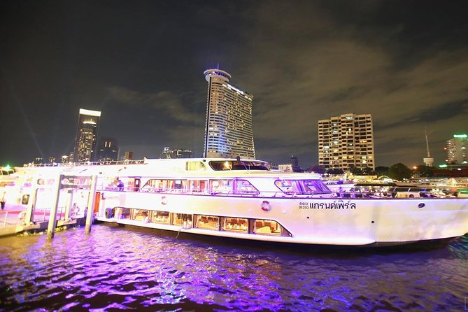 Amazing Sunset Dinner Cruise by Grand Pearl Admission Ticket