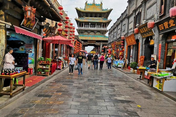 10-Day Private Tour to Beijing,Datong,Pingyao and Xi'an by Bullet Train