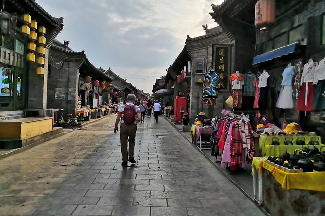 4-Day Private tour: From Pingyao to Datong