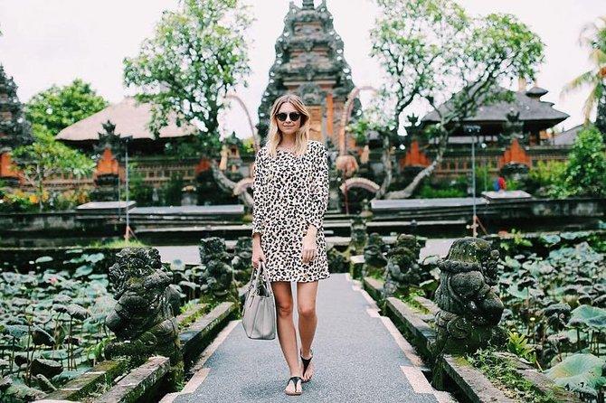 Bali Jungle Swing, Ubud Art Market & Puri Saren with Japanese Speaking Guide