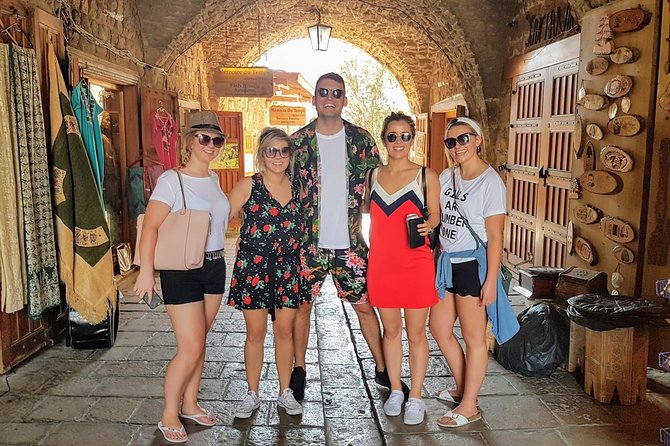 Small Group Tour with lunch - Jeita Grotto, Byblos & Harissa