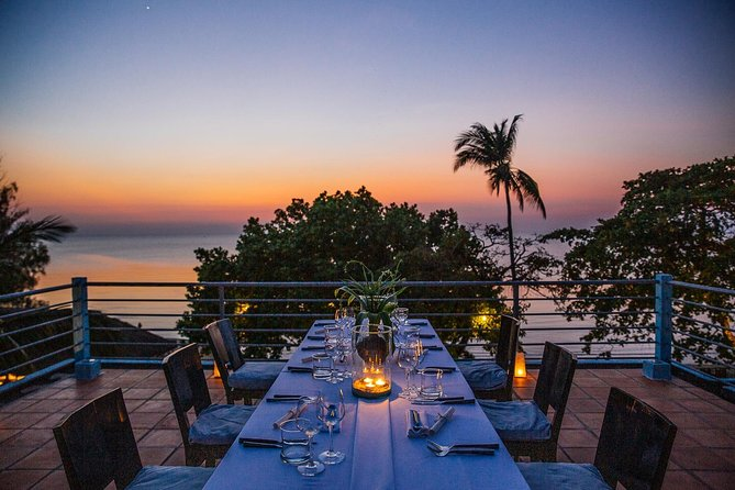 Rooftop Wine Paired Dinner - by Knai Bang Chatt