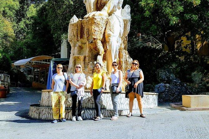 Half-Day Private Tour to Jeita Grotto and Harissa