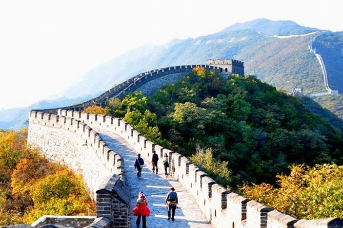 2-Day Beijing Private Tour Including the Great Wall from Nanjing by Bullet Train