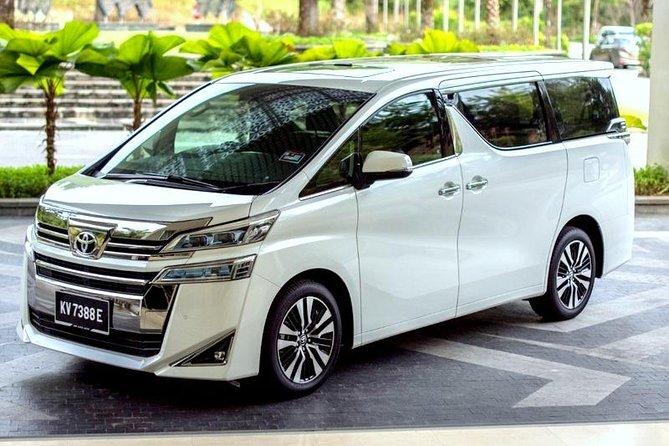 Kuala Perlis to Kuala Lumpur Transfer